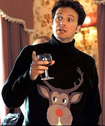 Mr. Darcy's Christmas jumper - Bridget Jones Diaries