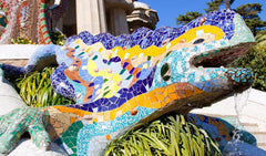 Dragon- Park Güell