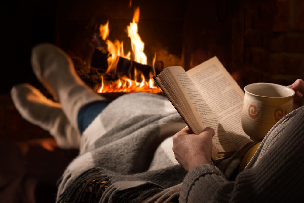 Curl up with a good book