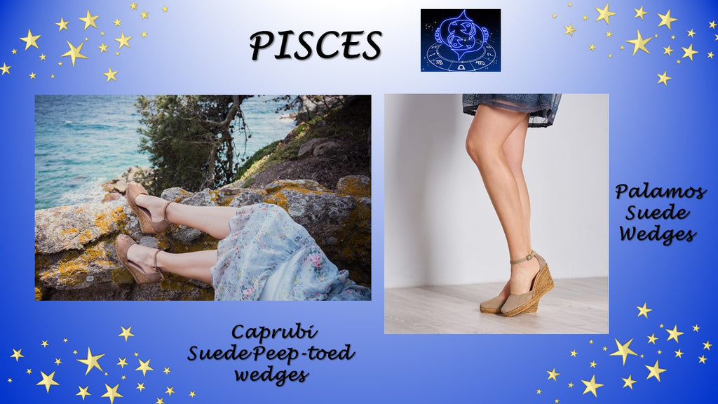 Viscata's Nude Wedges