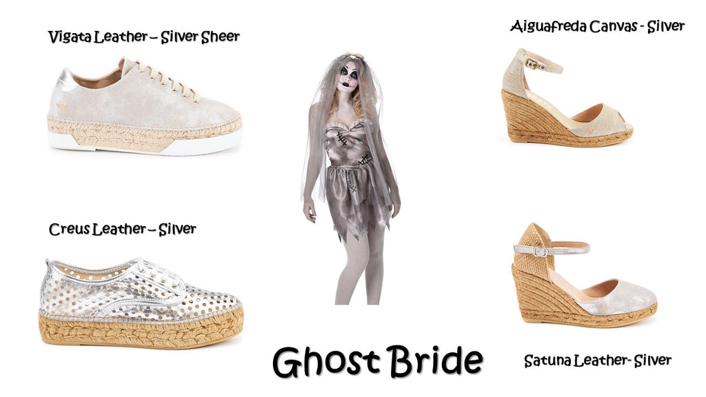 Ghost Bride Costume