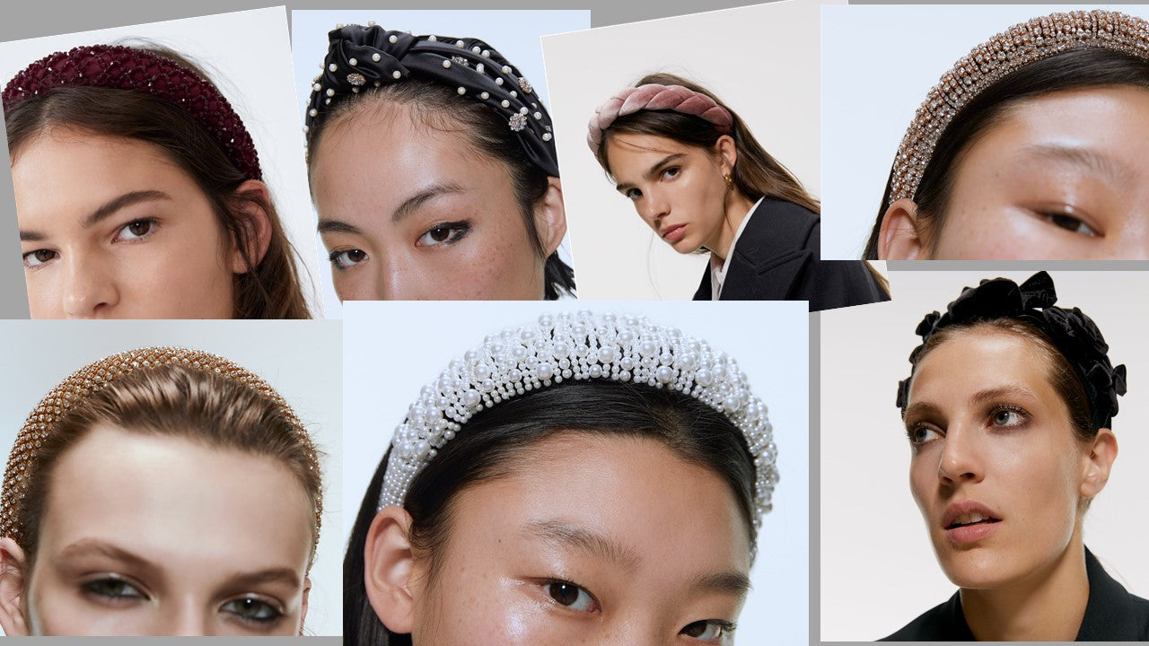Headbands - Zara