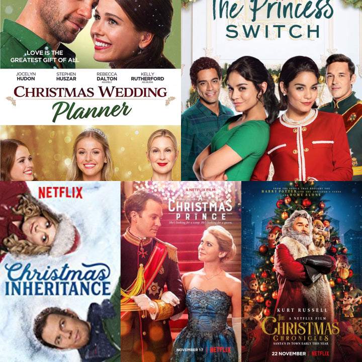 Netflix Christmas Original Movies