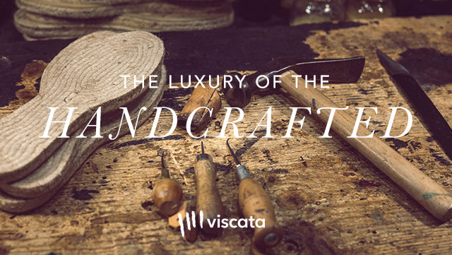 The Luxury of the Handcrafted Espadrille