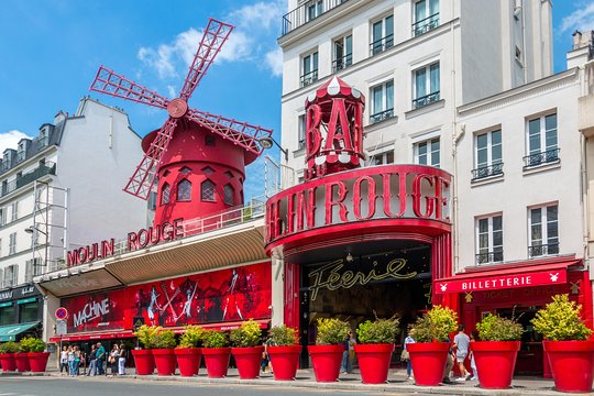 Moulin Rouge - Montmartre