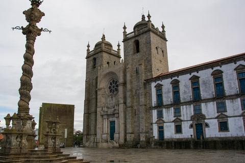 Romanesque Cathedral of Porto