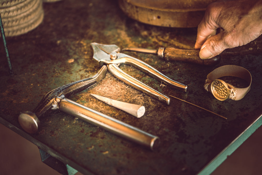 Traditional tools - Handcrafting