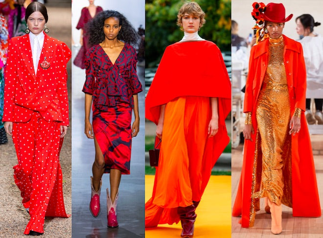 SS20 Red Hues
