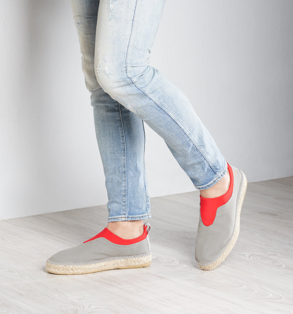 Grifeu Canvas Slip-on espadrilles