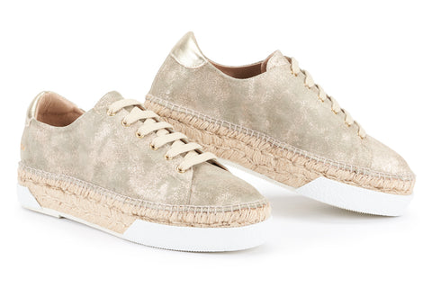 Vigata Lace-up espadrilles