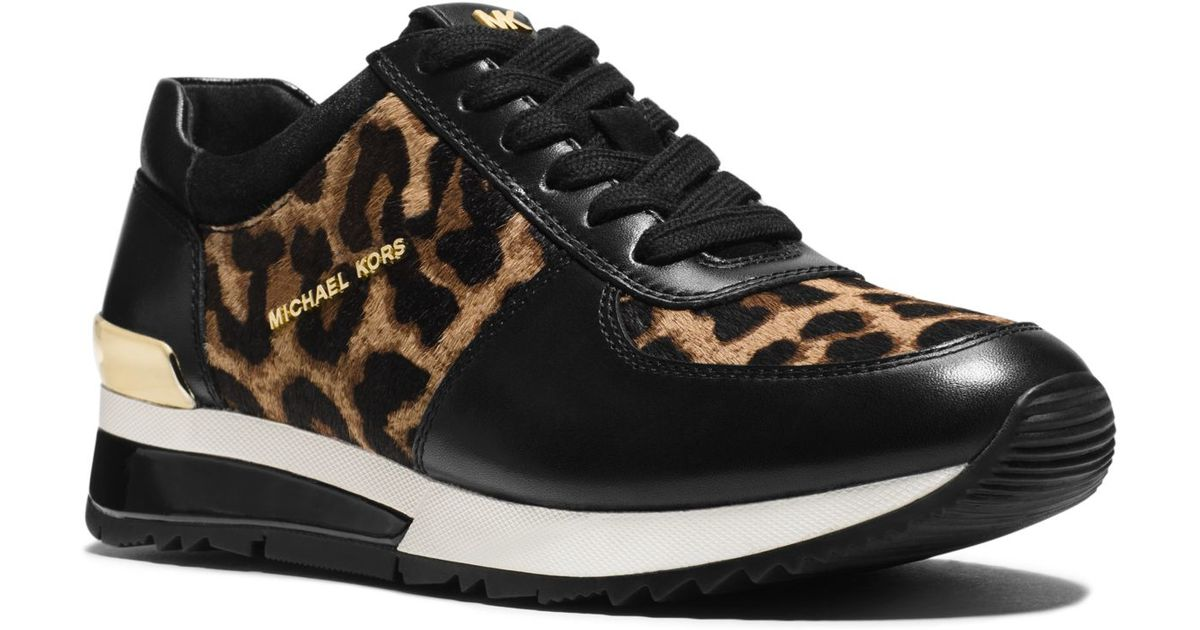 Animal print Michael Kors sneakers