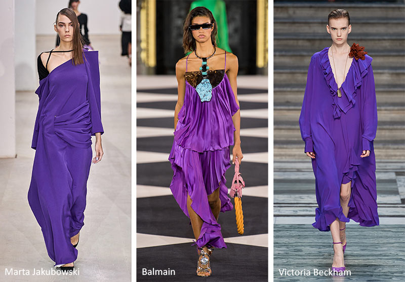 Grape Compote SS20 as seen on the runways