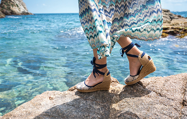 Espadrilles handcrafted in Spain