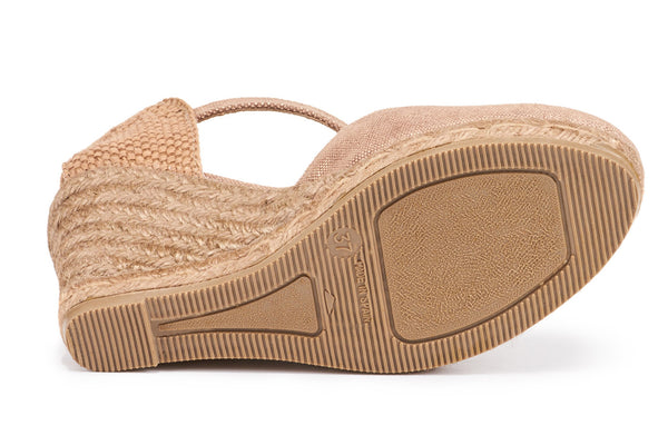 Satuna Wedges - Copper
