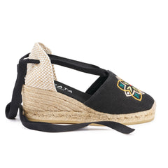Escala Barcino Wedges - Black
