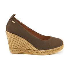 Marquesa Wedge Pumps - Brown