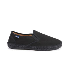 Medes Slip-on Espadrille - Black Black