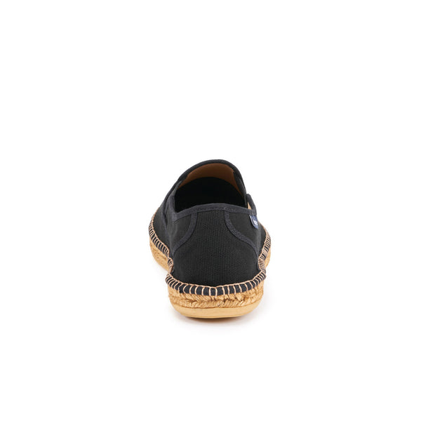 Medes Slip-on Espadrille - Black