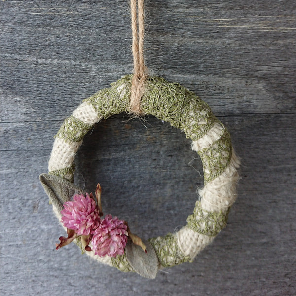 Mini Wreath Decoration
