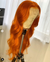 (🔥HOT)Brazilian Body Wave Wig Pre Plucked Lace Wig Remy Hair Wig Lady Wig