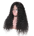 360 Lace Front Human Hair Wig With Baby Hair Wavy Brazilian Hair