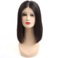 Short Lace Front Human Hair Wigs straight Bob Wig For Black Women Natural Color Brazilian Remy Hair Free Shipping Dollface