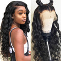 Brazilian 360 Lace Wig Body Wave Lace Frontal Human Hair Wig Lady Wig