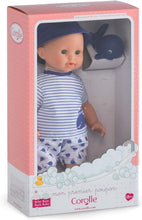 Load image into Gallery viewer, Corolle Bebe Bath Marin Doll