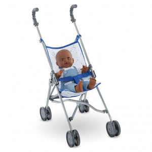 Corolle Umbrella Stroller in Blue