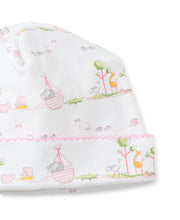 Load image into Gallery viewer, Baby Girl Noah's Print Hat