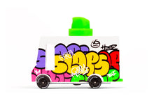 Load image into Gallery viewer, Graffiti Van