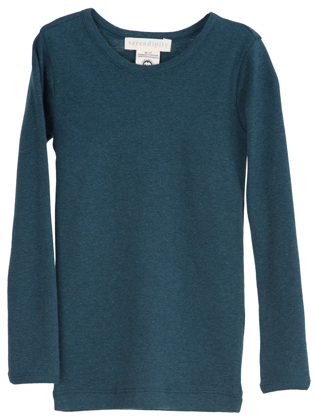 Long Sleeve Slim Tee - Serendipity Organics - 6 Colors
