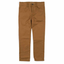 Load image into Gallery viewer, Skinny Twill Pant - Ginger