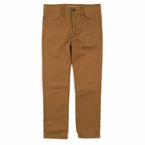Skinny Twill Pant - Ginger