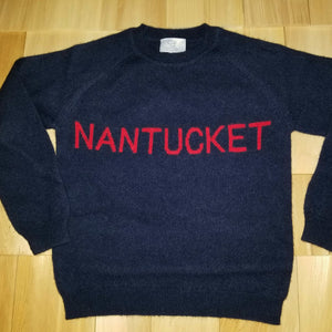 Cashmere Nantucket Sweater