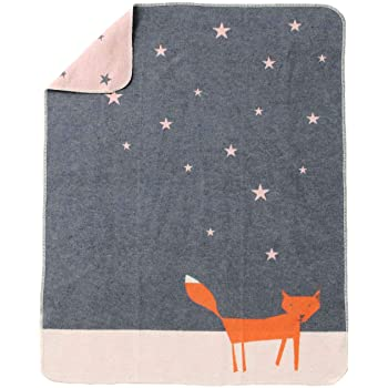 Star and Fox Blanket