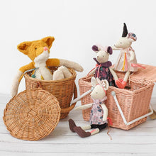 Load image into Gallery viewer, Moulin Roty Fox doll