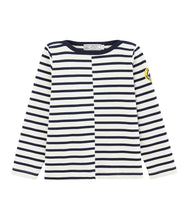Load image into Gallery viewer, Boys Long Sleeve Striped Top