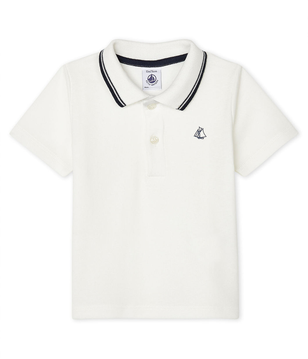 Baby Boy Short Sleeve Polo