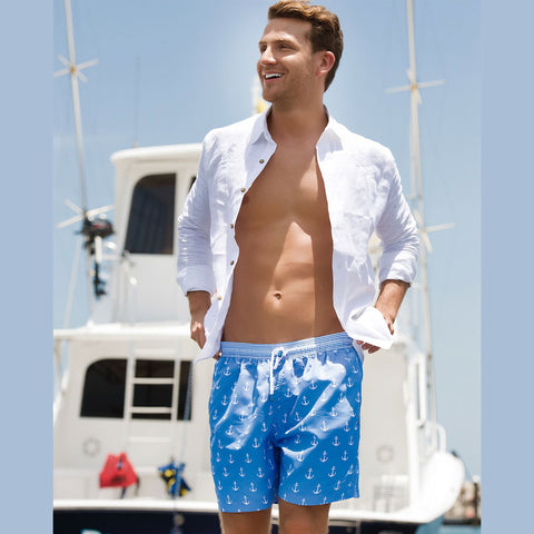 tolu_australia_men_swimshorts_white_men_linen_shirt