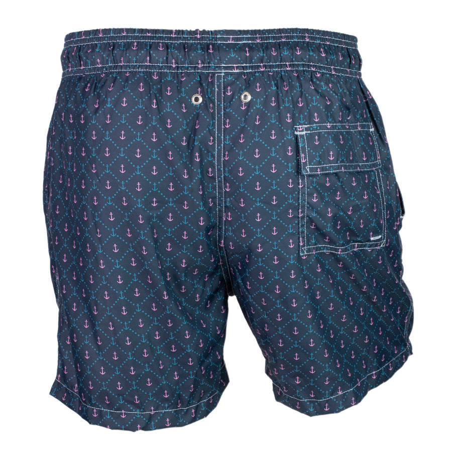 Anchors and Dots men swim shorts tolu australia