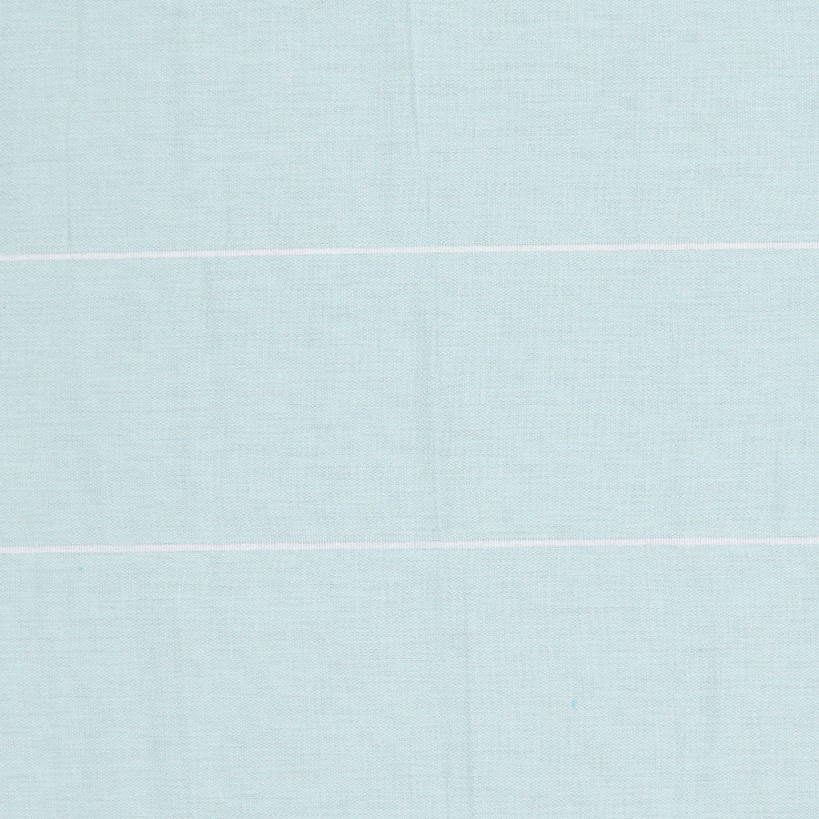 Baby Blue Thin Turkish Towel Tolu Australia Pattern