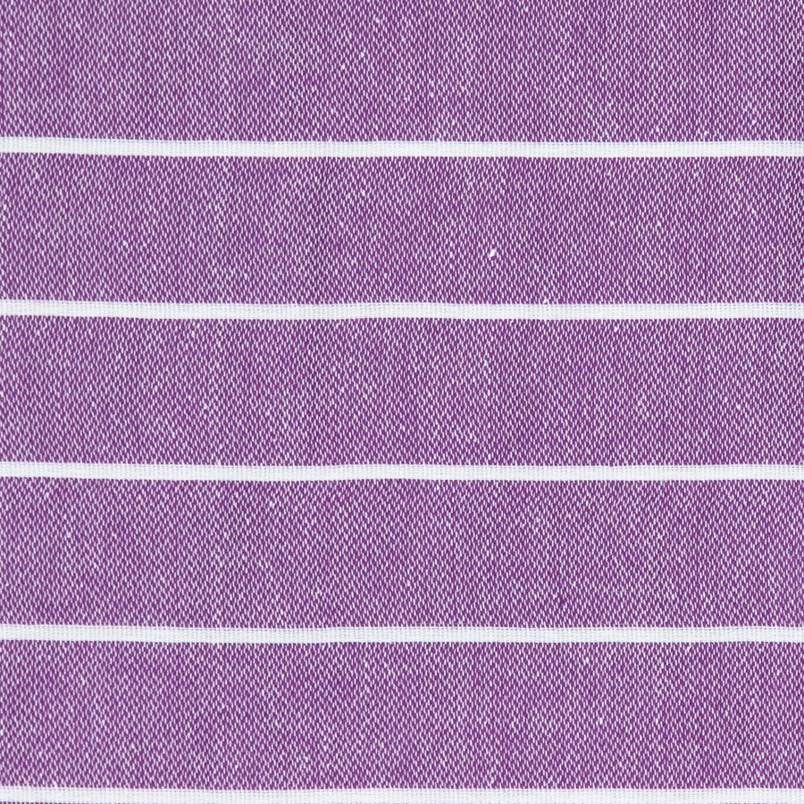 Dark Purple Thin Turkish Towel Tolu Australia Pattern