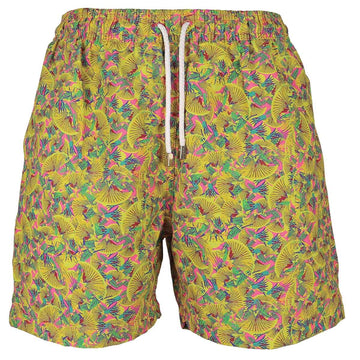 Lime men board shorts LEMON3 Tolu Australia
