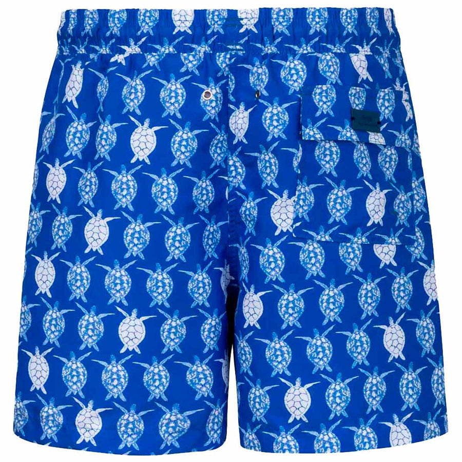 Ocean Turtles men board shorts CARE3