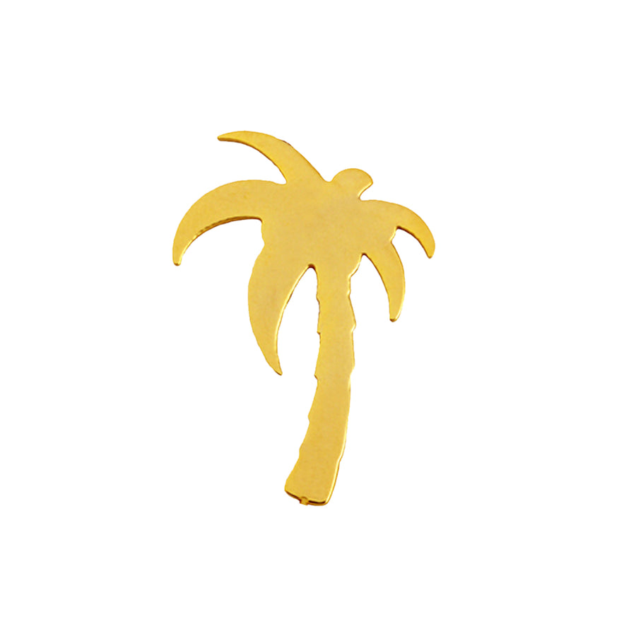 Palm Tree Earrings Part  Tolu Australia