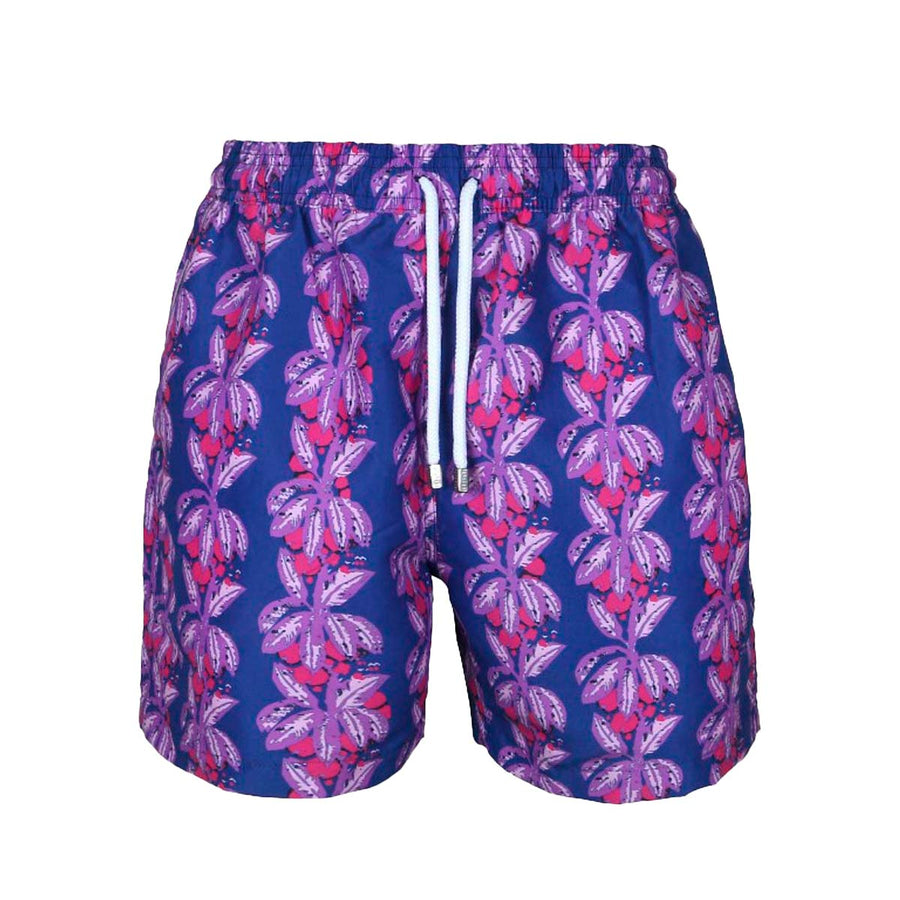 Purple coconuts kids boardshorts COCO3