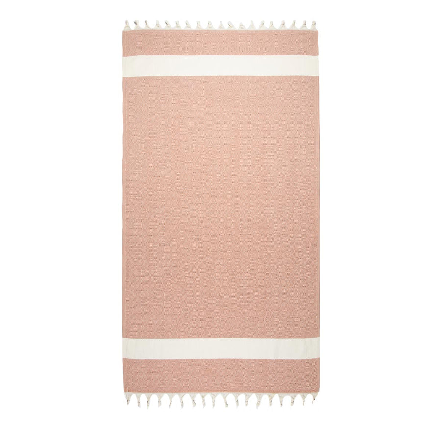 Terracota Turkish towel Tolu Australia