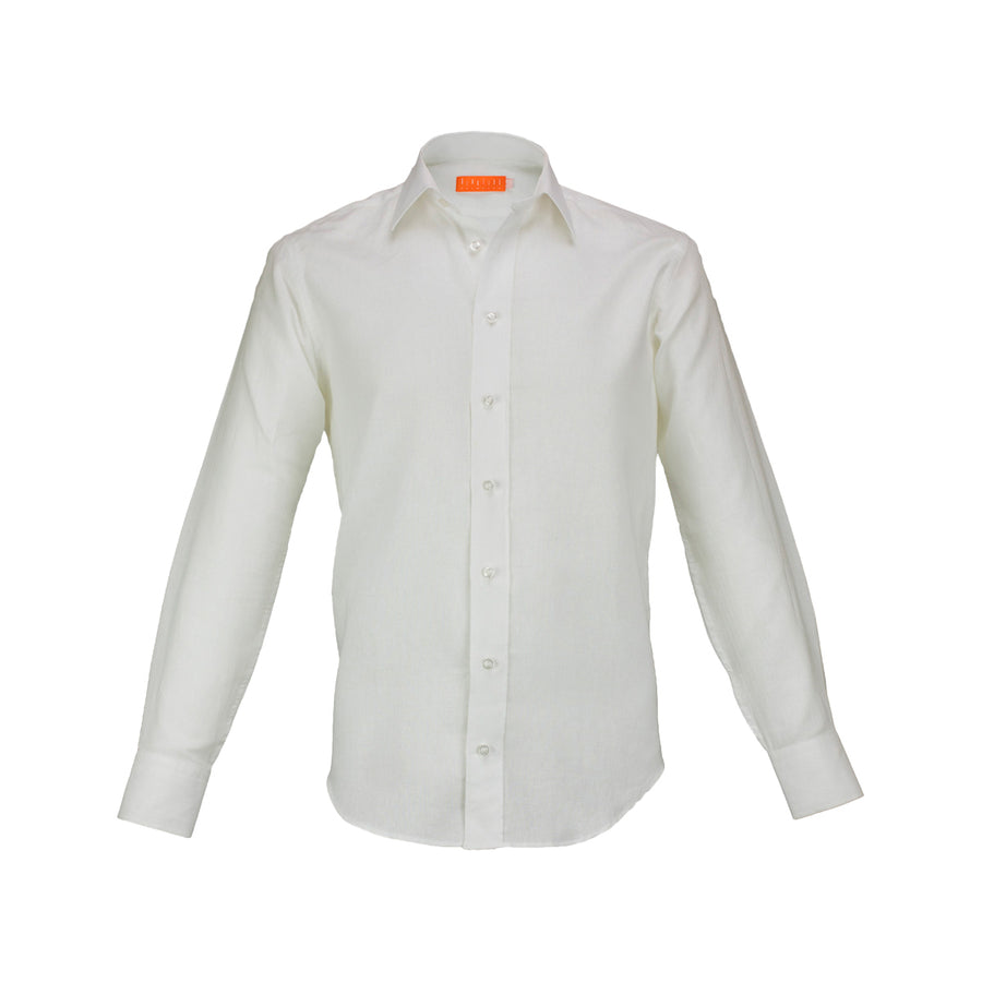 White Linen shirt for men tolu australia