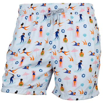 Bondi People men boardshorts Tolu Australia